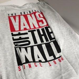 "Vans ""OFF THE WALL"" L/S Tee  [Bundle Item]"